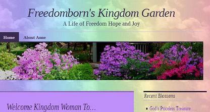 Kingdom's Garden