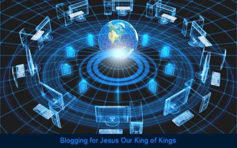 Blogging for Jesus 7