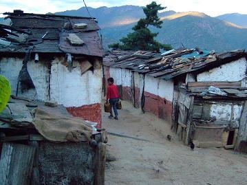 Nepali slum 1