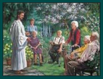 Jesus and Elderlypeople