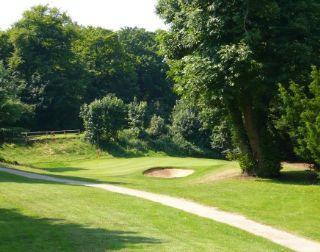 bush - golf