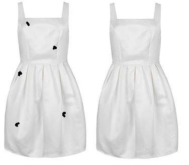 2 Dresses.
