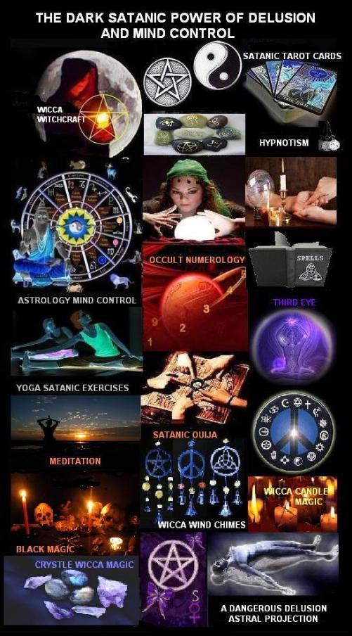 Occult - New Age and Paganism 4