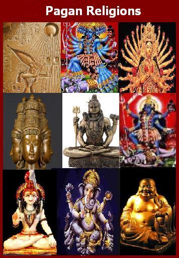 Pagan Religions