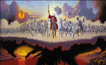 Jesus returns 1
