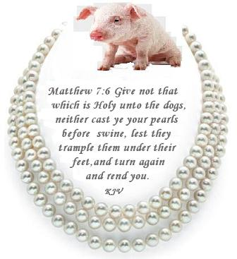 Pearls and Pigs 2