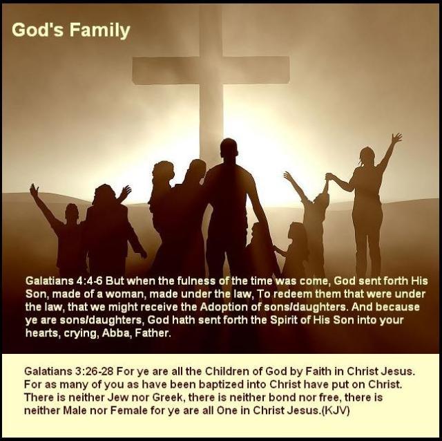 God's Family 01