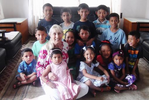 Alissa and Children