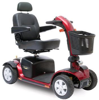 Mobility Scooter 1