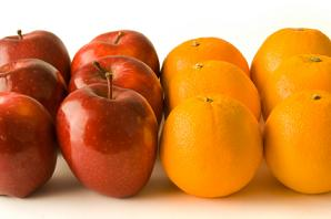 11 Apples and Oranges