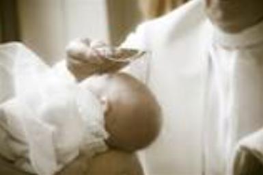 BABY BAPTISIM 1