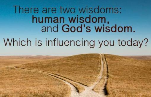 TWO WISDOM