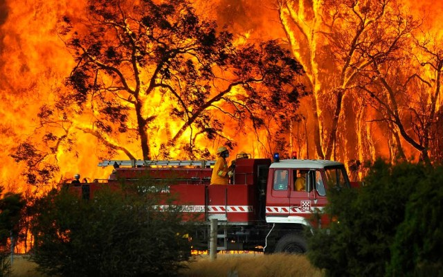 SA Bushfires