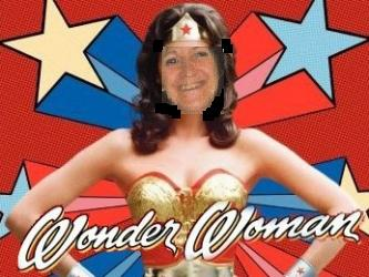 Wonder Woman - Annie